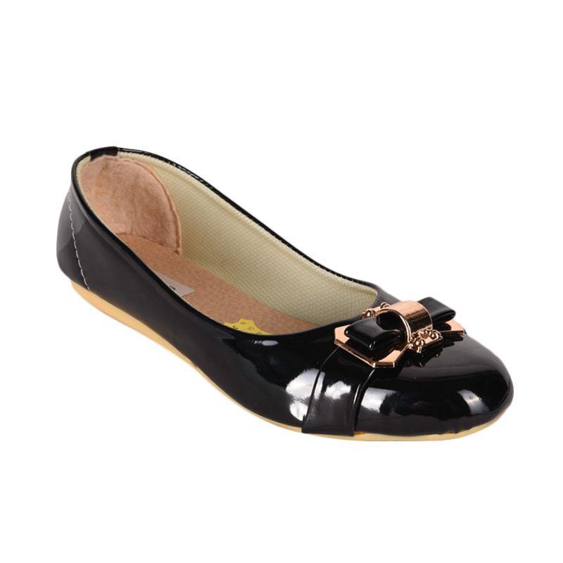 Sepatu Kultur Pandora BLI-055 Black Sepatu Wanita