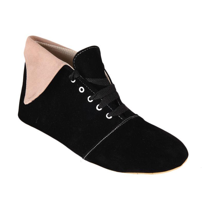 Sepatu Kultur Simeone BLI-013 Black Sepatu Wanita