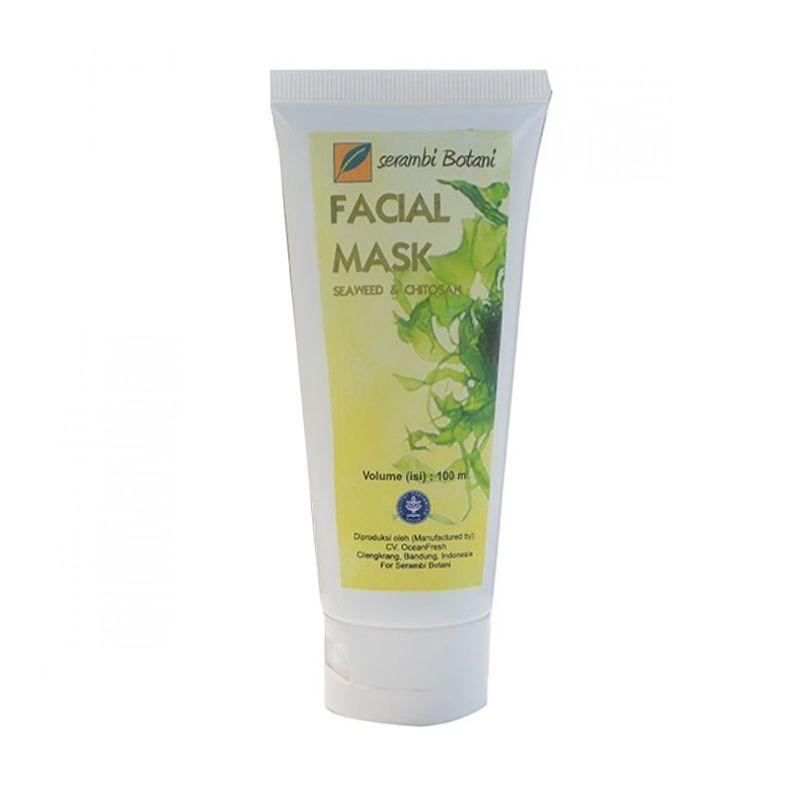 Serambi Botani Facial Mask Seaweed Masker Wajah