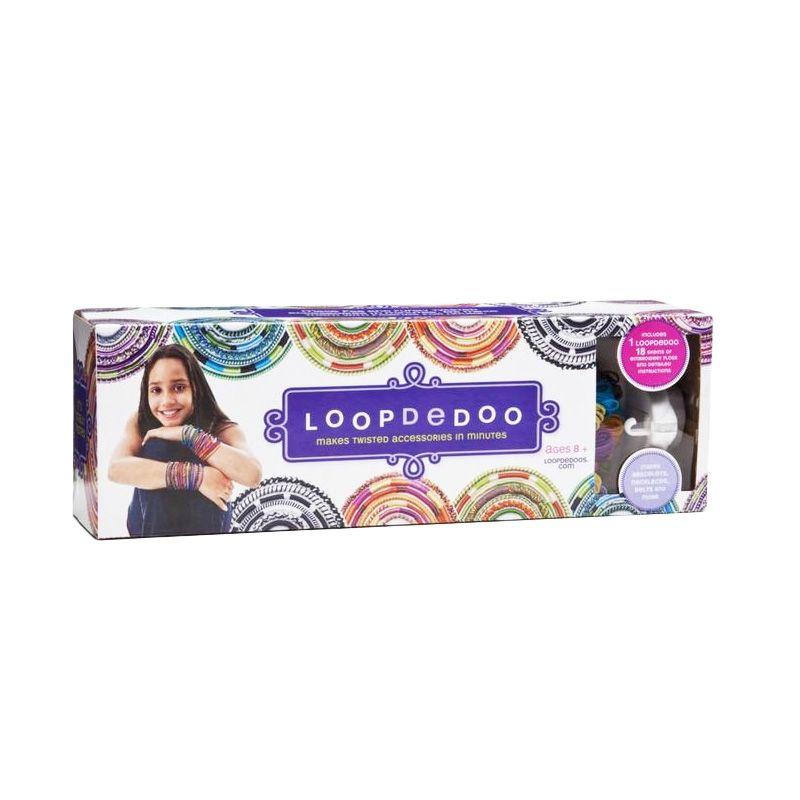 LOOPDEDOO Spinning Kit Alat Pembuat Aksesoris
