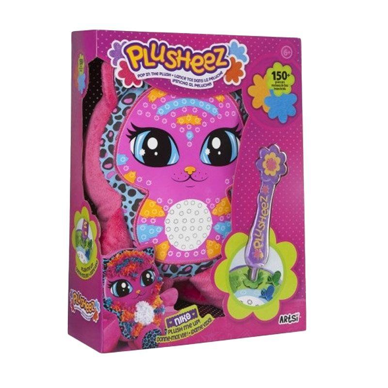 Plushcraft Artsi Plusheez Niko Mainan Anak