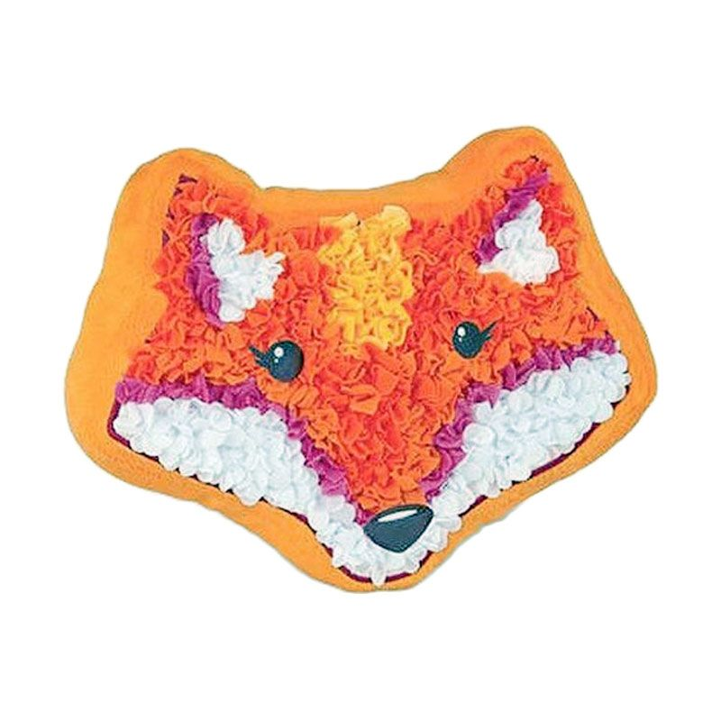 Plushcraft Foxy Pillow Mainan Anak