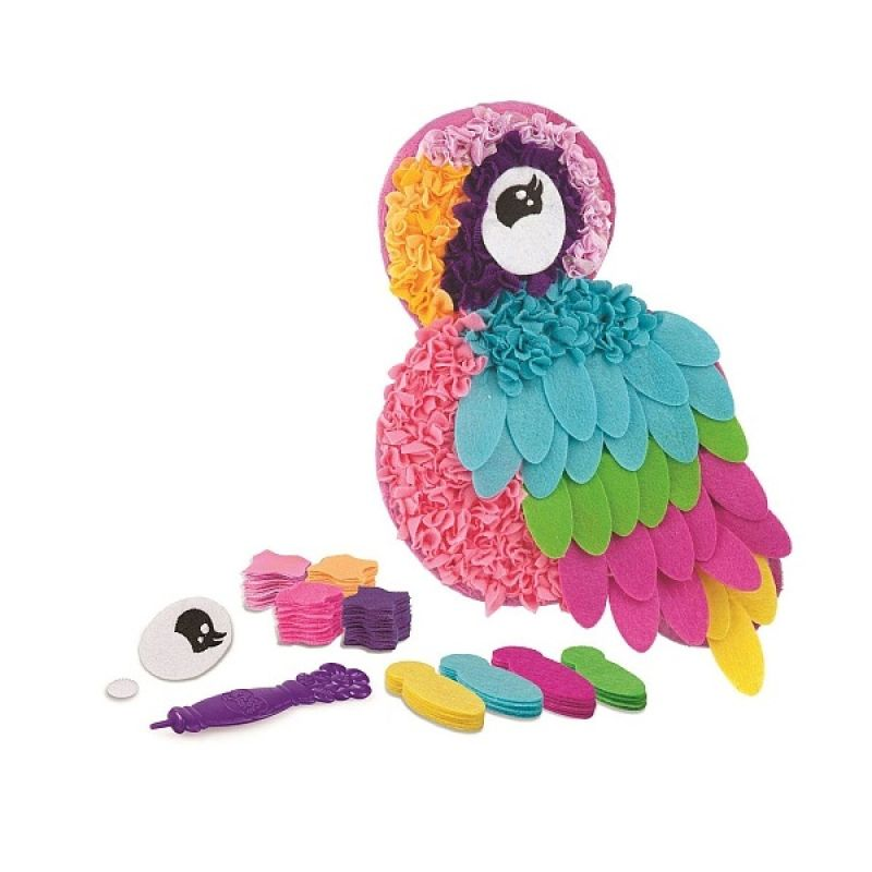 Plushcraft Parrot Pillow Mainan Anak