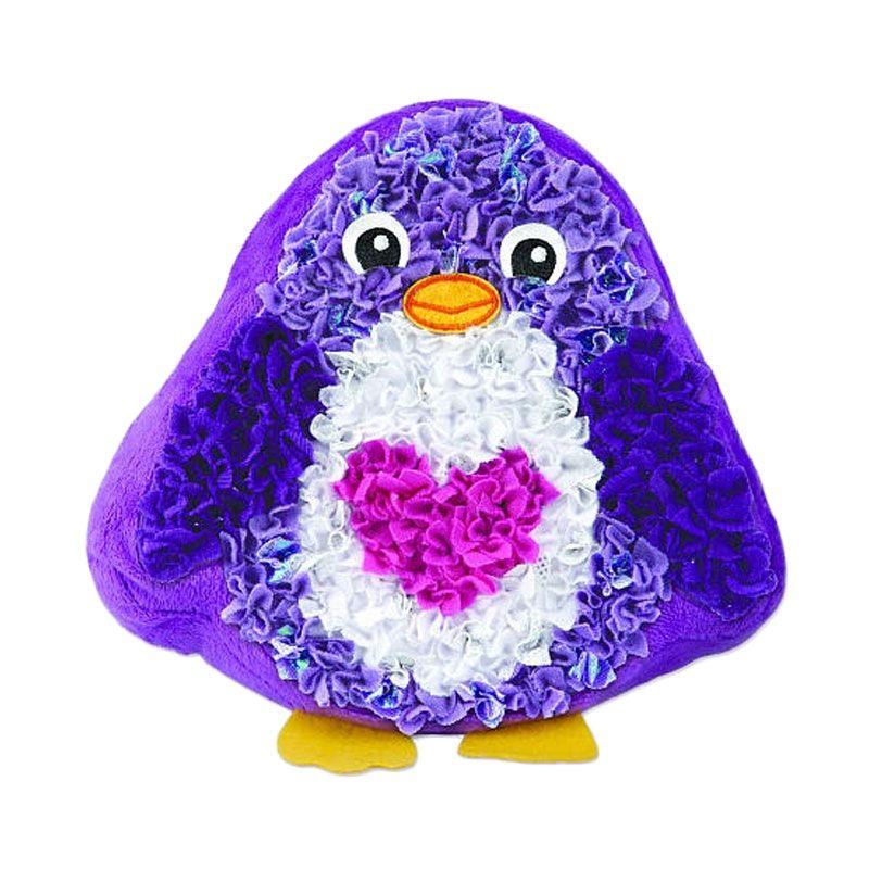 Plushcraft Penguin Pillow Mainan Anak