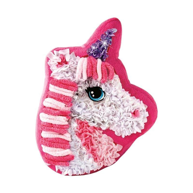 Plushcraft Unicorn Pillow Mainan Anak