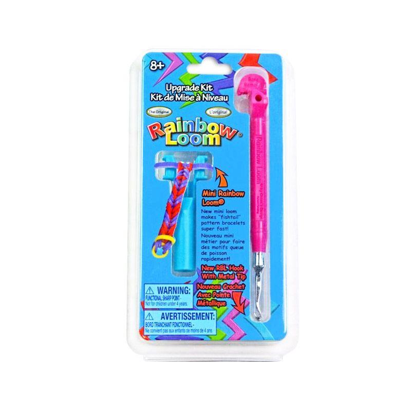 Rainbow Loom Metal Hook Pink Mainan Anak
