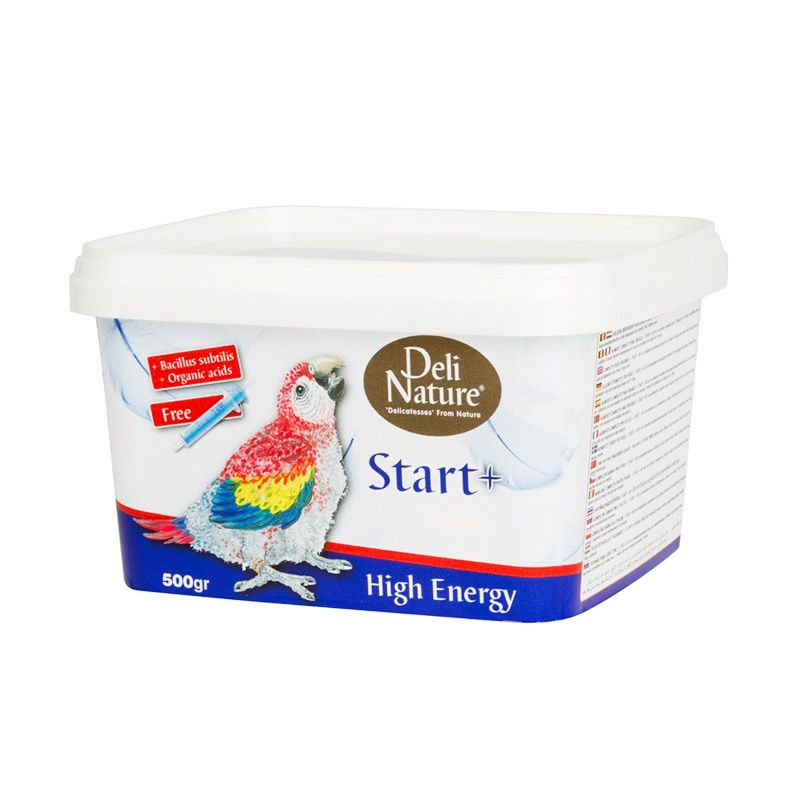 Deli Nature Start High Energy Makanan Lolohan Burung [500 gr]