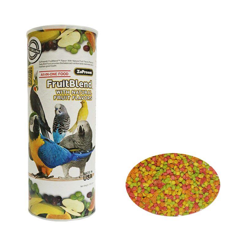 ZuPreem FruitBlend XS Pakan Burung [900 g]