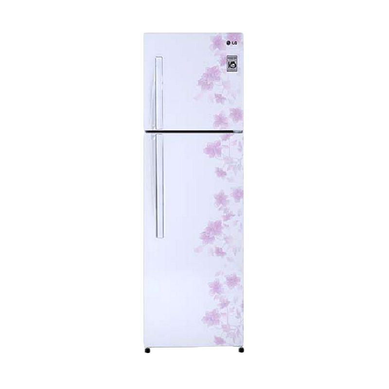 LG GN-B252RPCL Putih Kulkas [2 Pintu]