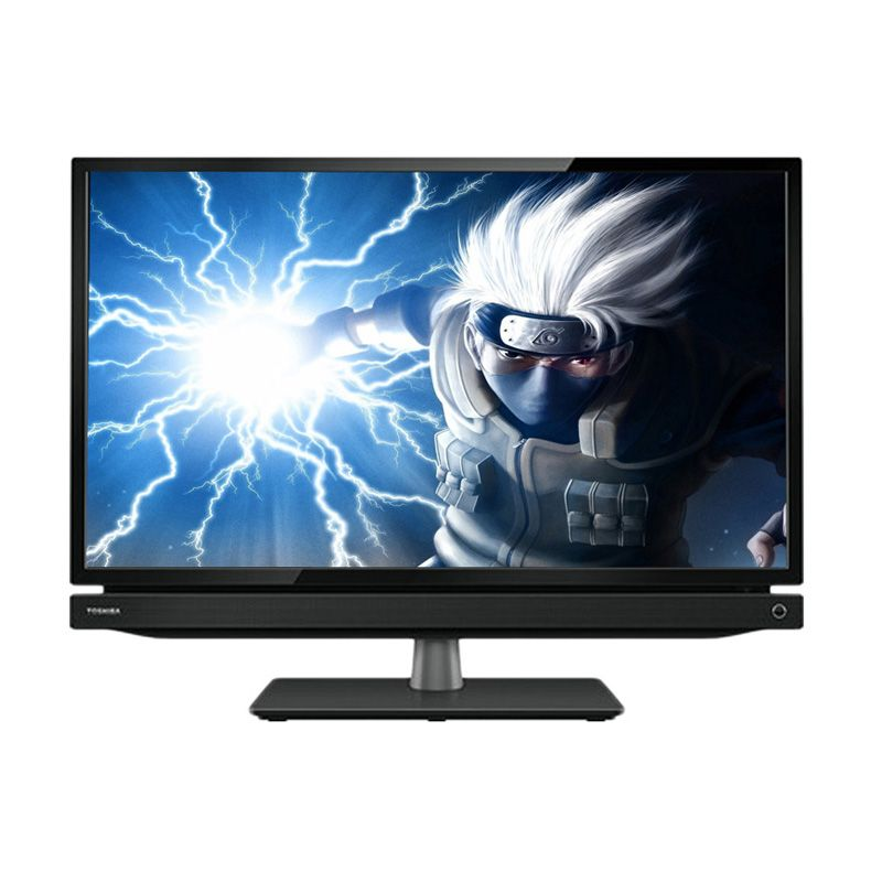 Toshiba 32P2400 Hitam TV LED