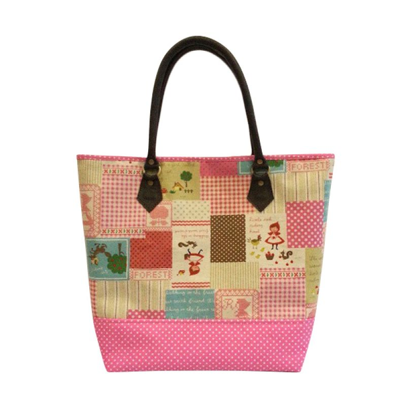 Sew InStyle RRH Patch Classic Tote 30
