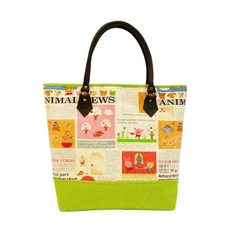 Sew InStyle Animal News Classic Tote 30