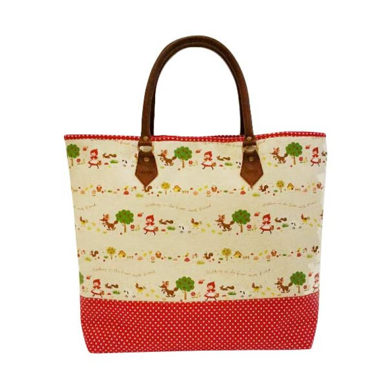 Sew InStyle RRH Forest Classic Tote 35