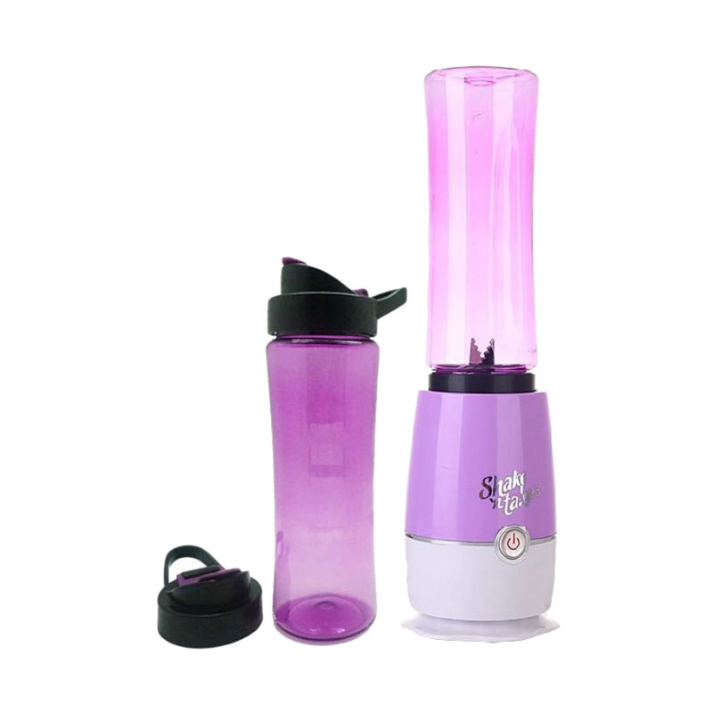 Shake N Take 3 New Blender with Extra Cup - Ungu