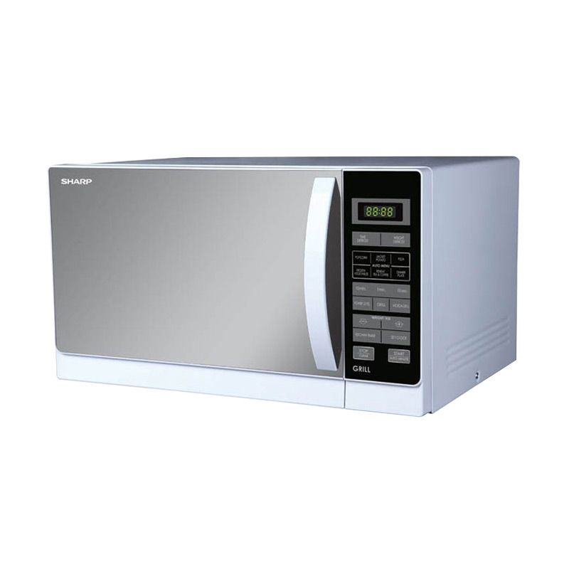 SHARP R728IN Microwave - White