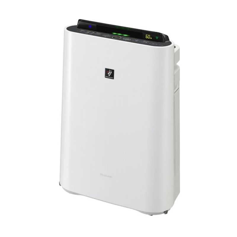 harga SHARP KC-D40Y-W Air Purifier White Blibli.com