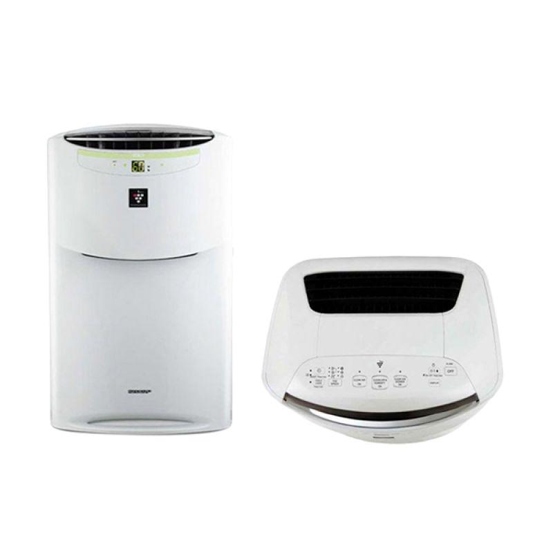 Sharp KI-A60Y Air Purifier - White hanya jadetabek