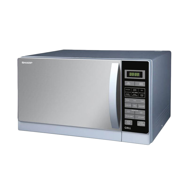 Sharp R-728(S)-IN Microwave Oven Extra diskon 7% setiap hari Extra diskon 5% setiap hari Citibank – lebih hemat 10%