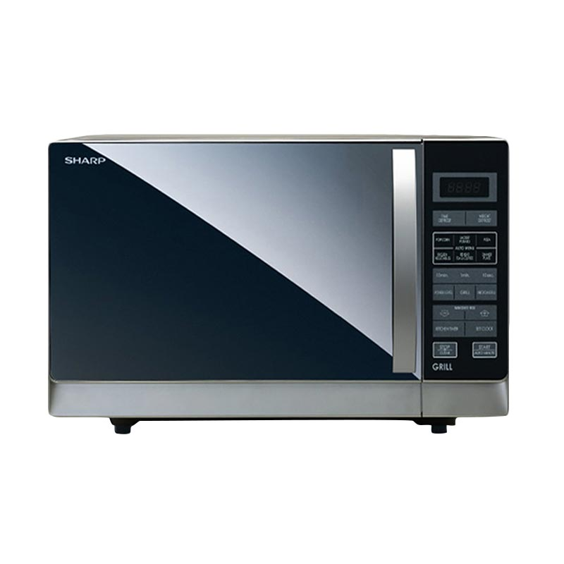 Sharp R-728(W)-IN Microwave Oven - Putih