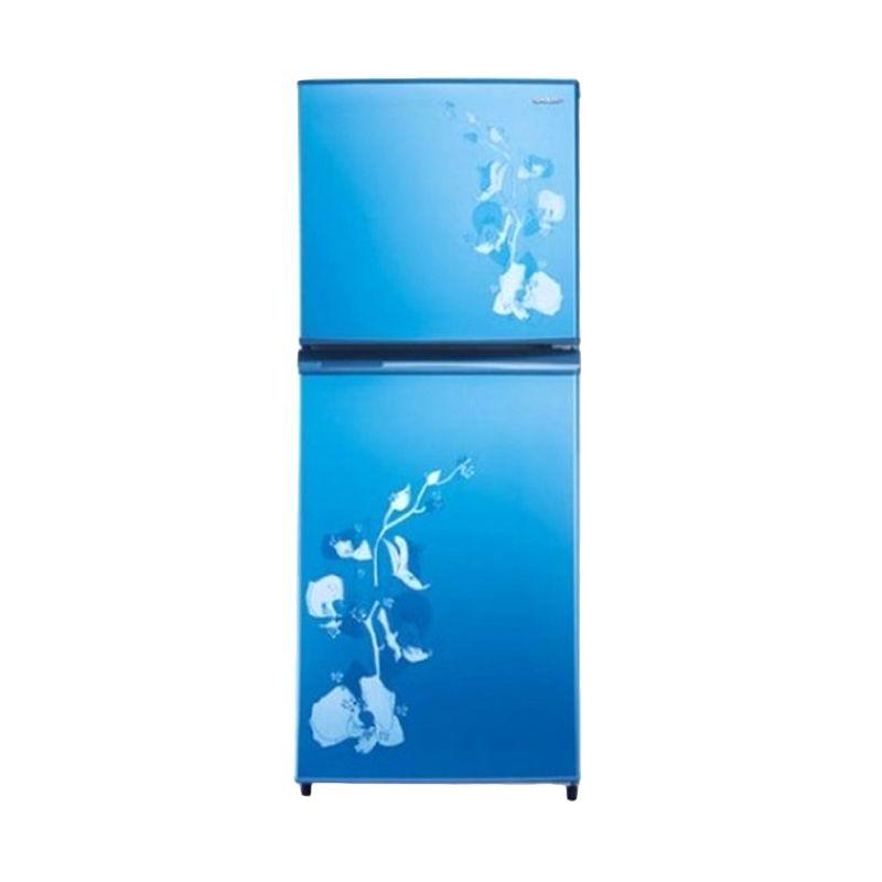 Jual Sharp SJ 315MD FB FW Refrigerator 2 Pintu Online