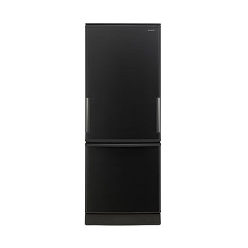 Sharp SJ-BW30D-BK Refrigerator Papilon Series - Black [2 Doors]