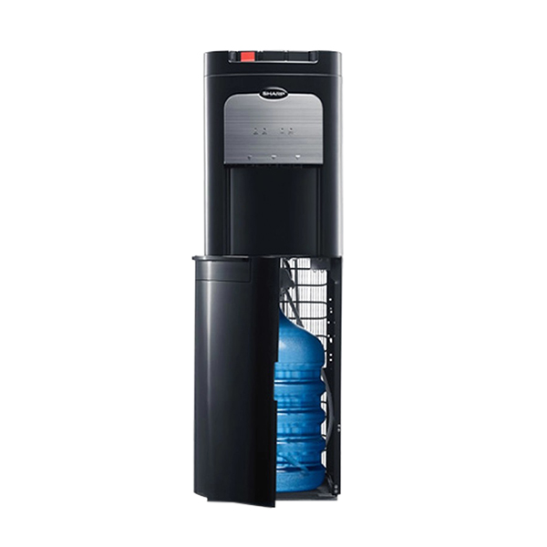 Sharp Dispenser SWD72EHLBK – Hitam – Khusus Jadetabek