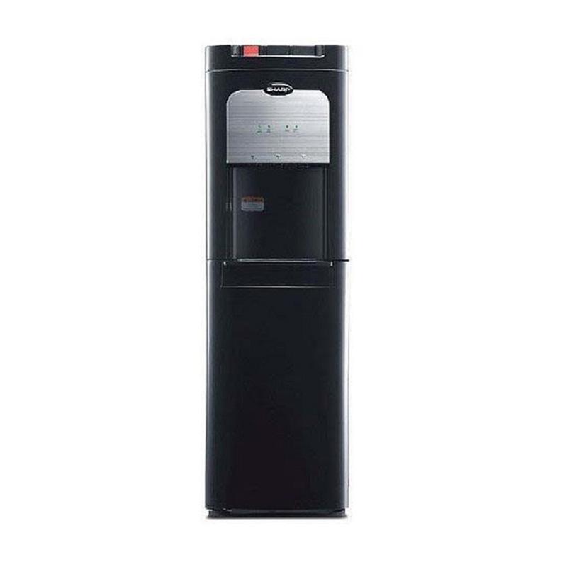 Sharp SWD-72EHL-BK Dispenser Galon Bawah - Hitam
