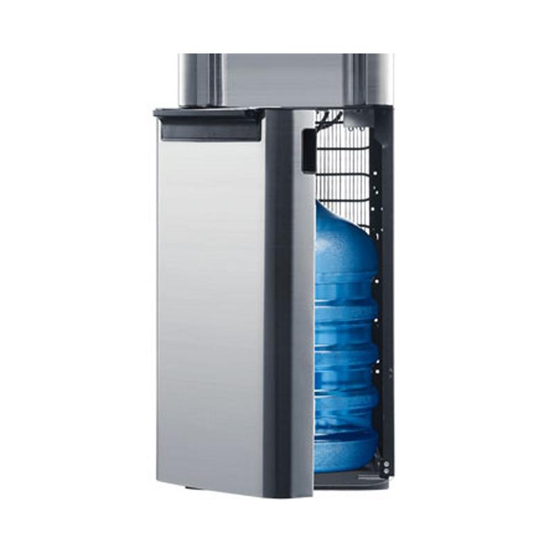 Jual Sharp SWD 73EHL BK Stainless Steel Bottom Loading Dispenser Online Harga &