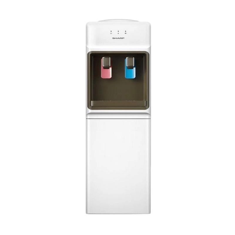 Sharp SWD-T106MS-Bk Water Dispenser [Top Loading/2 Kran] Extra diskon 7% setiap hari Extra diskon 5% setiap hari Citibank – lebih hemat 10%