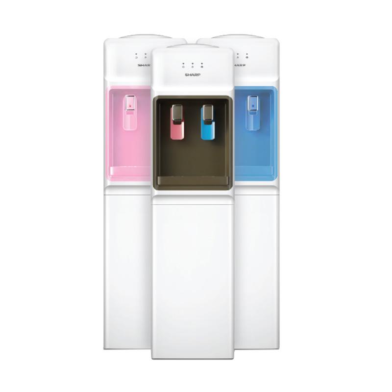 Sharp SWD-T106MS-BK Water Dispenser - Black Extra diskon 7% setiap hari Extra diskon 5% setiap hari Monday Maybank Citibank – lebih hemat 10%