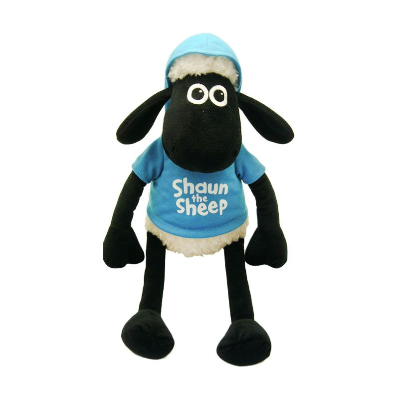 Shaun the Sheep - Shaun with Hoody Blue