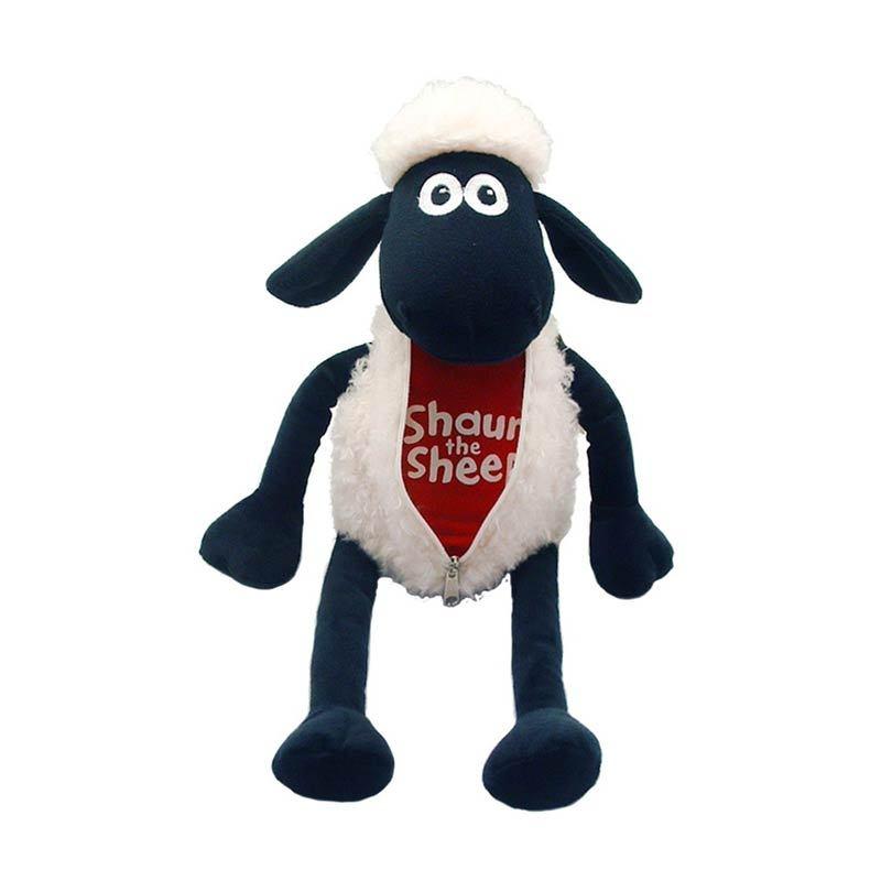 Shaun the Sheep - Shaun with Zipper Red