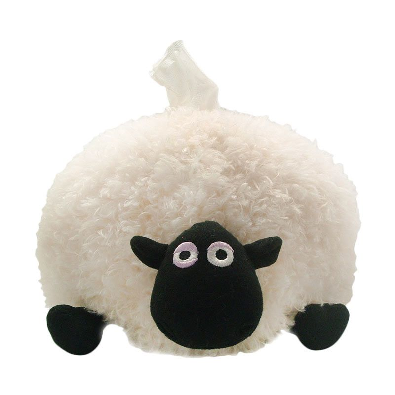 Shaun the Sheep - Shirley Tissue Cover
