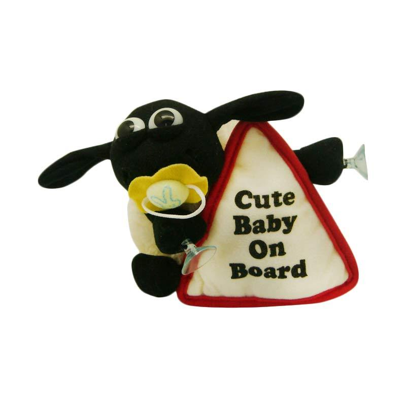 Shaun the Sheep - Timmy with Suction - Cute Baby on Board