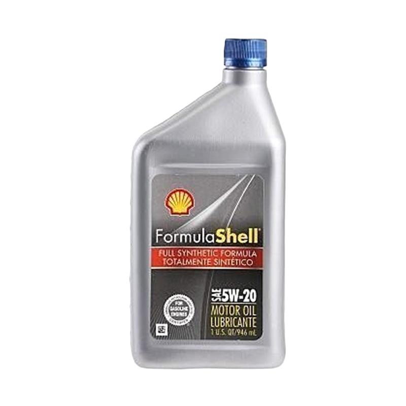 Black Friday - Shell Formula 5W/20 [946 mL]