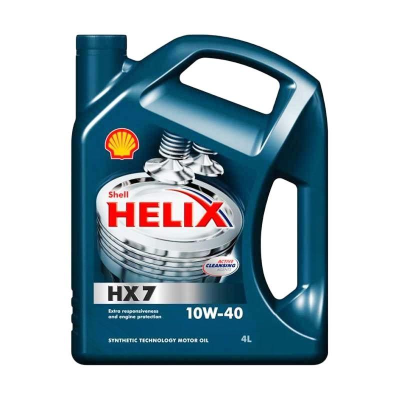 Shell Helix HX 7 10W-40 [4 Liter]