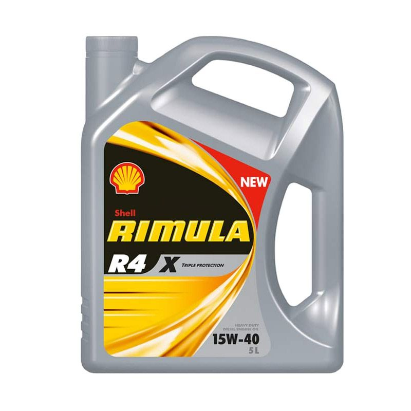 Shell Rimula R4-X 15W-40 [5 L]