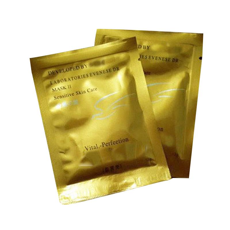 masker shiseido gold asli