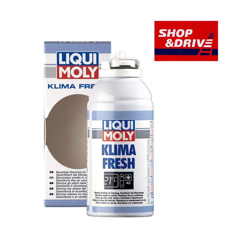 Liqui Moly Klima Fresh Spray Pembersih Mobil