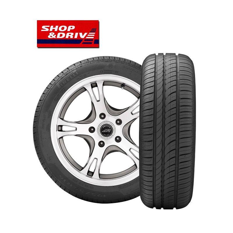 Shop&Drive - Ban Pirelli 185/60 R15 + Spoorbal + Kuras Nitrogen [2 Ban]