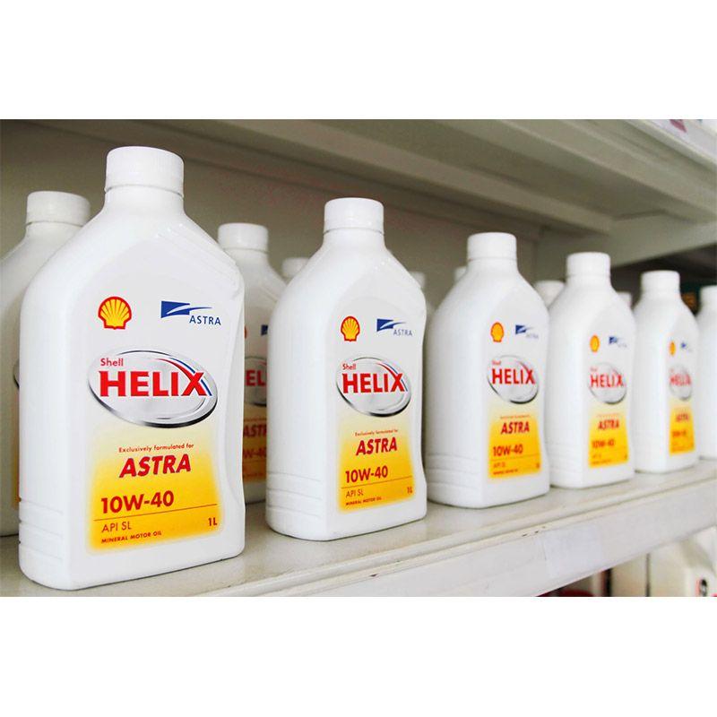 Jual Shop Drive Shell Astra 10w40 Paket Service Ganti Oli 4 Liter Online Februari 2021 Blibli