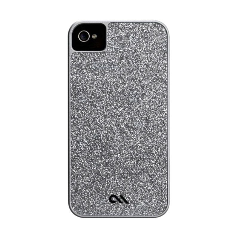 Case-Mate Glam Silver Casing for iPhone 5