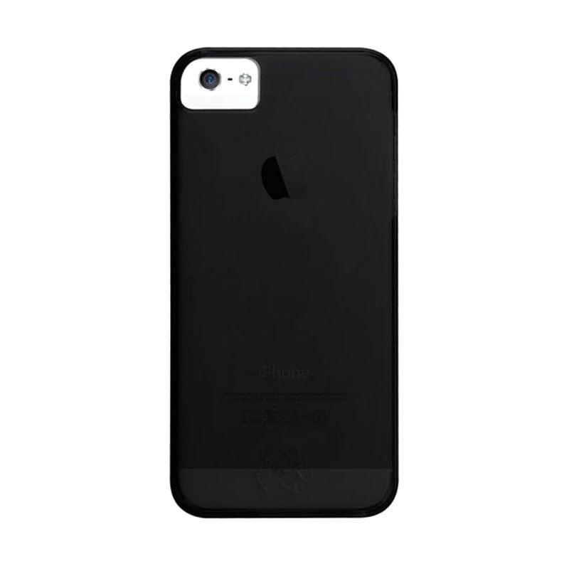 Case-Mate Rpet Barely There Hitam Casing for iPhone 5