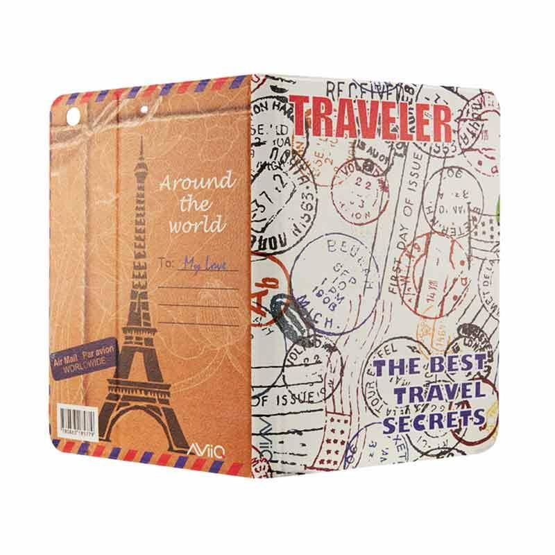 AviiQ iPad Air Magazine Case - Traveler