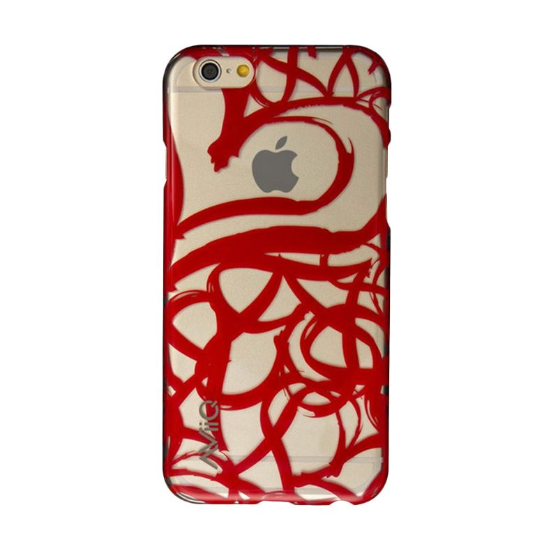 AviiQ Luv is Red Casing for iPhone 6