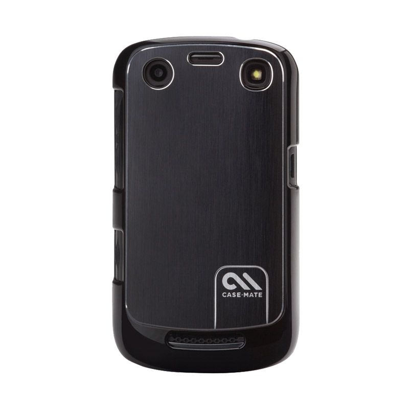 Case-Mate BB 9360 Appolo Barely There Brushed Alumunium - Black