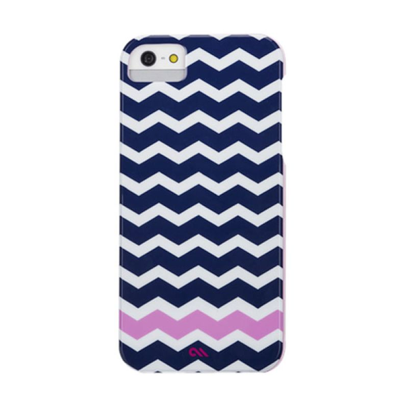 Case-Mate iPhone 5 Barely There Prints - Ziggy Zag