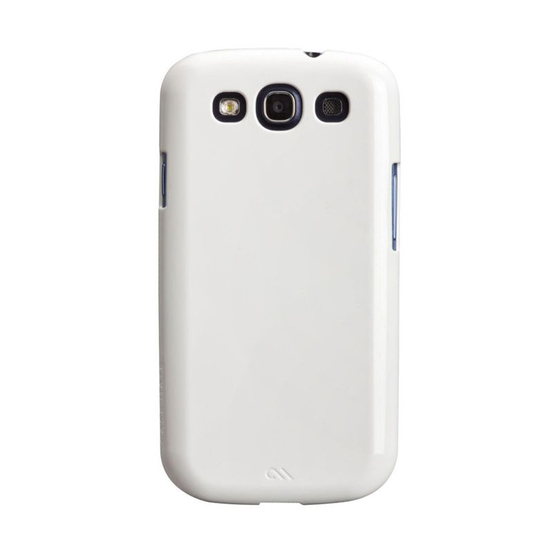 Case-Mate Samsung Galaxy S3 Barely There - Glossy White