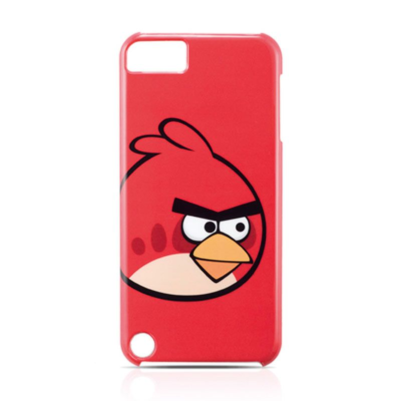 Casing Gear4 iPod Touch 5 Angry Birds Classic - Red Bird