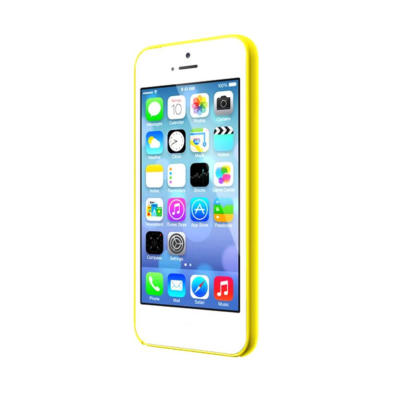 Colorant ColorShell Kuning Casing for iPhone 5C
